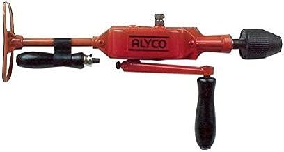 Alyco 151001 - Taladro de pecho 0-13 mm