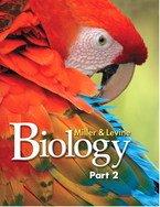 Miller & Levine - Biology Part 2 1256332119 Book Cover