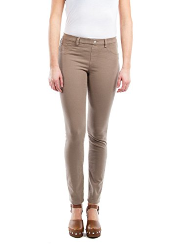 Carrera Jeans - Jeggings para Mujer, Color Liso, Tejido Extensible ES S