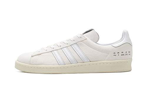 adidas Campus 80s, Zapatillas Deportivas Hombre, Supplier Colour FTWR White Off White, 46 EU