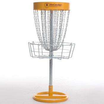 DisCatcher Pro 2012 - Disc Golf Korb, permanent/mobil