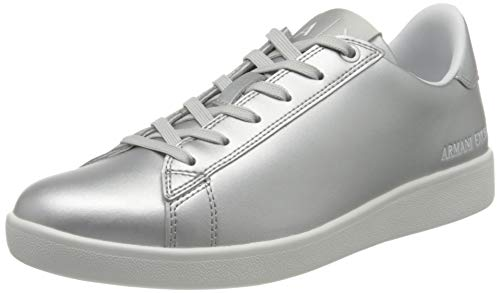 Armani Exchange Dames Box Sole Sneakers Sneakers