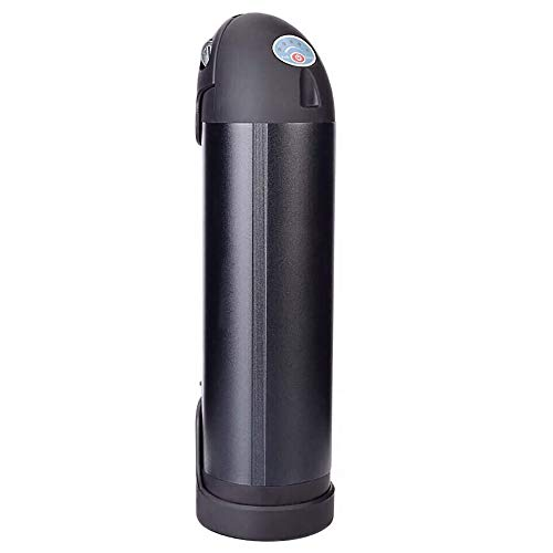 X-go 36V 10A Batería Botella Negra para la Bicicleta Eléctrica