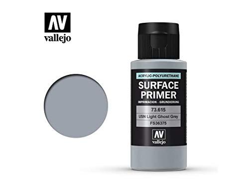 Vallejo Surface Primer 73615 USN Light Ghost Grey (60ml)