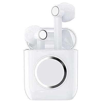 Amazon - Save 55%: Wireless Earbuds ELECDOLPH Bluetooth 5.0 True Wireless Earbuds, 30…