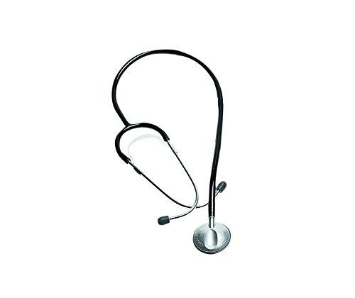 Riester 4177-01 Estetoscopio anestophon para enfermeras, negro, aluminio, en caja exp. cartón