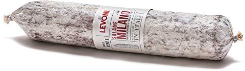 Levoni   Salame Milano Salami aus Italien ganzes Stück