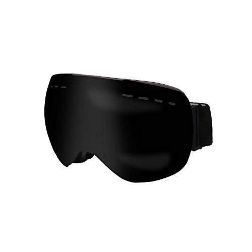 SlimpleStudio Gafas Esqui Snowboard Nieve Espejo para,Gafas de esquí Gafas de Nieve esféricas Grandes antivaho Dobles Gafas de esquí con Gran Campo de visión-6