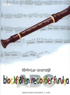 BLOCKFLOETEN ABC - arrangiert für Sopranblockflöte [Noten / Sheetmusic] Komponist: LOERINCZ LASZLO + PARAGI JENOE