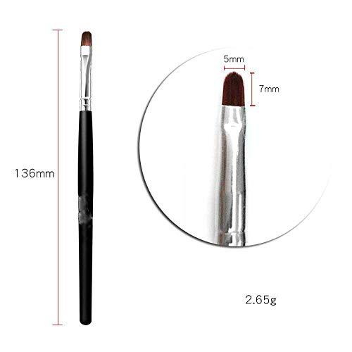 MEIMEIDA Gesichtsmake-up Erröten Pinsel Malerei Weibliche Gesichtskosmetik Makeup Tools Professionelle Weiche, B