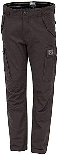 Savage Gear Pantañon Homme Simply Savage Cargo Trousers - marrón - marrón, S