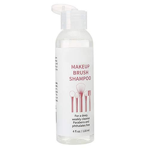 Outil de maquillage nettoyant pinceau de maquillage liquide de nettoyage 118 ml pour les femmes à usage domestique pour utilisation en salon de beauté