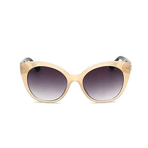 UV Protected Sunglasses Women Vintage Cat Eye Sun Glasses