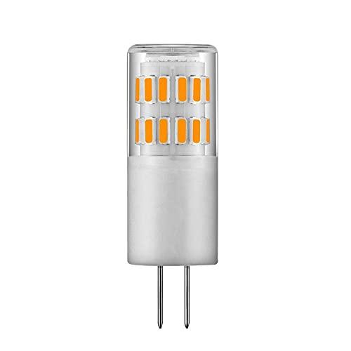 Lampadine G12 Ledg4 3W Alta Luminosità 31 4014 Inserire La Piccola Lampada Di Mais Ac220V Lampadina Di Illuminazione Domestica A Led Di Ceramica Ac220V-3000K Bianco Caldo._3W.