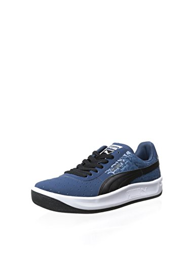Puma Men's GV Special NBK Dark Denim/Black Casual Shoe 9 Men US