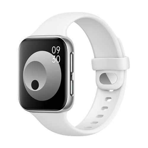 OPPO Watch Montre Connectée 41mm - Montre Intelligente - 1Go de RAM Et 8Go de Stockage - Écran AMOLED - GPS - NFC -...
