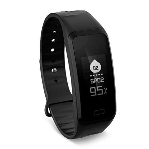 NFLOBD Smart-horloges beeldscherm fitness tracker R1 bloeddruk- zuurstof-hartslagmeting armband sporthorloge slaapmonitor smartwatch voordelig