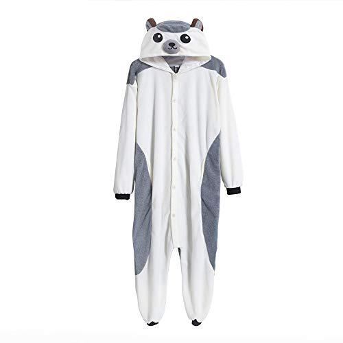 Disfraz de Erizo Onesie para Adultos Mujeres Kigurumi Animal Pijamas Unisex Cosplay Mono Ropa de Dormir M Hedgehog Kigurumi