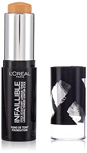 L'Oréal Paris Infaillible Stick Fond de Teint 190 Beige Dore
