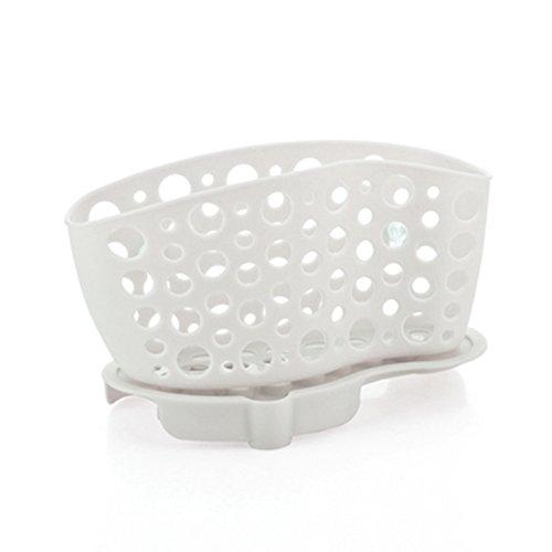 Hunpta NEUF /éponge support Porte Savon Panier pour /évier de cuisine pour paniers de rangement en plastique