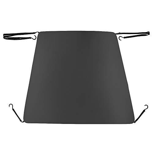 Amazon Basics – Schnee- und Eisschutz-Abdeckung für die Windschutzscheibe, faltbar, 157,5 cm x 127 cm