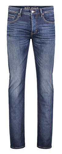 MAC Jeans Herren Arne Jeans, Blau (Dark Vintage Blue H768), W40/L36 (Herstellergröße: 40/36)