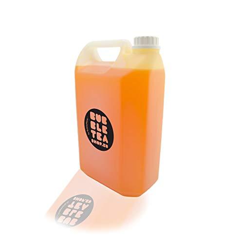 Fruit Syrup   Frucht Sirup für Bubble tea Orange (500 g)