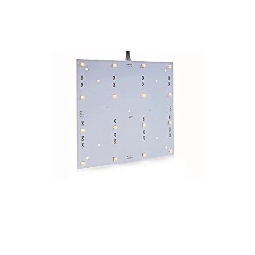 KapegoLED Modular System, 5050, SMD, 24 V, DC, 6 W, warm wit 843272