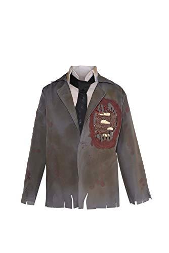 amscan 847437-55 Zombie School Boy Shirts - 1 Pieza