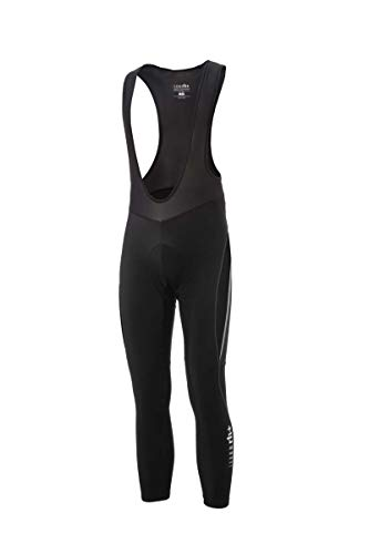 rh+ Reflex Bibtight, Apparel Bike Bibshort Uomo, Black, XXL
