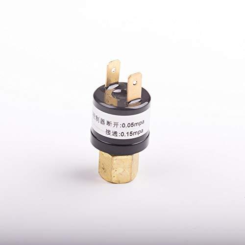 XuBaofu-SH, Airconditioner hogedruksensor controller 1/8NPT 10mm normaal open bescherming schakelaar warmtepomp koelkast reparatie onderdelen