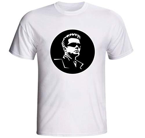 Camiseta Arnold Schwarzenegger Exterminador do Futuro Filme