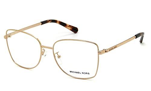 Michael Kors 0MK3035 Occhiali, Rose Gold, 54 Donna