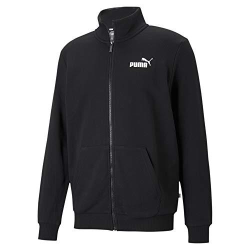 PUMA Essentials Track Jacket - Giacca da uomo Puma nero XS