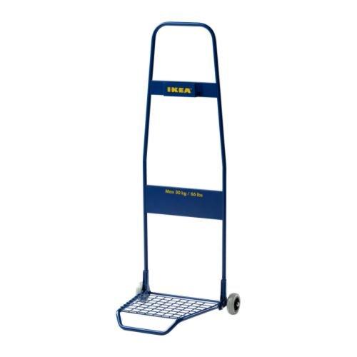 Carrito Azul Ikea