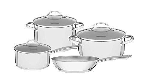 Tramontina Cookware Set, Stainless Steel