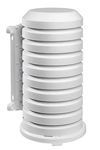 TFA-Dostmann Coque pour Article émetteur 98.1114.02, Blanc, 10,2 x 9,5 x 17,5 cm