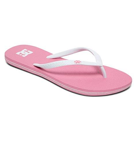 DC Shoes Spray - Flip-Flops for Women - Sandalen - Frauen - EU 39 - Rosa