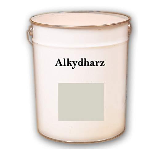 20kg RAL 9001 cremeweiss weiß Alkydharz matt Wandbeschichtung Wandfarbe Alkydharzfarbe
