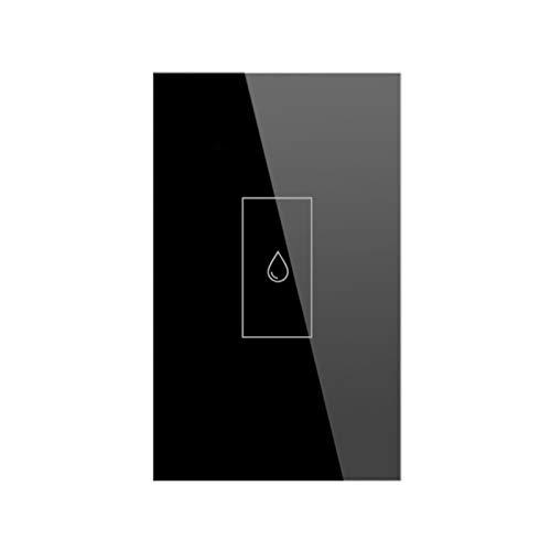 Tuya, interruttore per scaldabagno 20a Smart Wifi Touch Interruttore a Parete Timed Remote Control Switch, adatto per camera da letto, bagno, soggiorno balcone