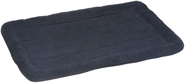 Beeztees Rest Bed Sheepskin, 89 x 59 x 8 cm, bluee