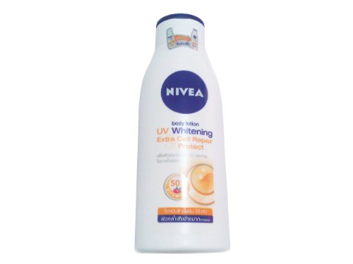 Nivea, Uv Whitening Extra-Cell Repair And Protect Body Lotion 400Ml.