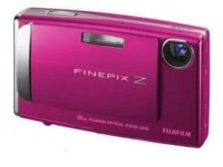 Fujitsu FinePix Z10fd - Cámara Digital Compacta 7.2 MP (2.5 Pulgadas LCD, 3X Zoom Óptico)