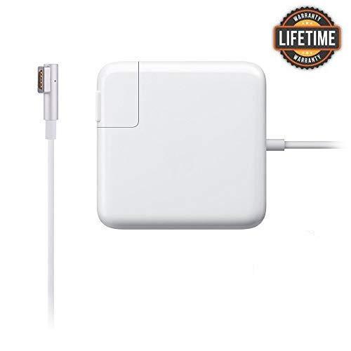 MacBook Pro充電器、【PSE認証】Nuoo 85W L-Tip電源アダプタ充電器 MacBook Pro 15インチ17インチ