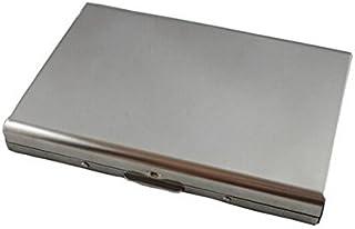 Waterproof Stainless Steel ID Credit Card Mini Wallet Holder Pocket Case .*