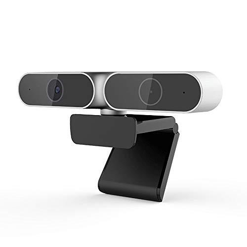 XYLZDPZ Syczdsxt HD Webcam 10 Million Pixel Web Cam,1080P PC Laptop Desktop USB Webcams, Suitable for Tablet Monitors Live Streaming Widescreen Webcam streaming webcam