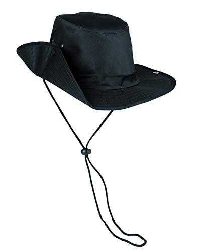 Sombrero de cazador con botón a presión verde L (59 GR.)