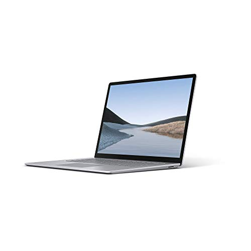 "Microsoft Surface Laptop 3 Ultra-Thin 15"" Touchscreen Laptop (Platinum) - AMD Ryzen 5 3580U, 8GB RAM, 128GB SSD, Windows 10 Home, 2019 Edition"