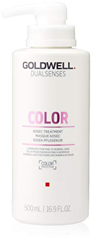 Goldwell Dualsenses Color 60 seconds Treatment Pflegekur, 1er Pack (1 x 500 ml)