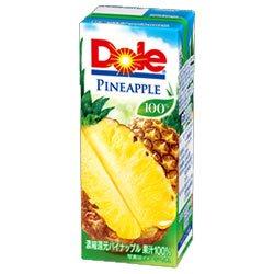 Dole(ドール) 『パイナップル 100%』
